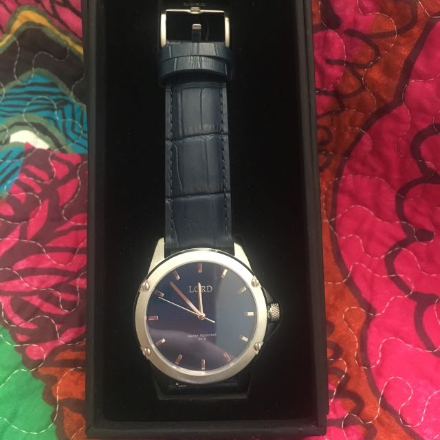 Brand New LORD watch