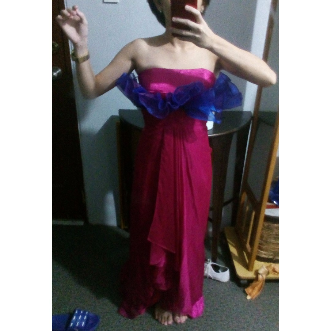 Bridesmaid Gown / Night Gown