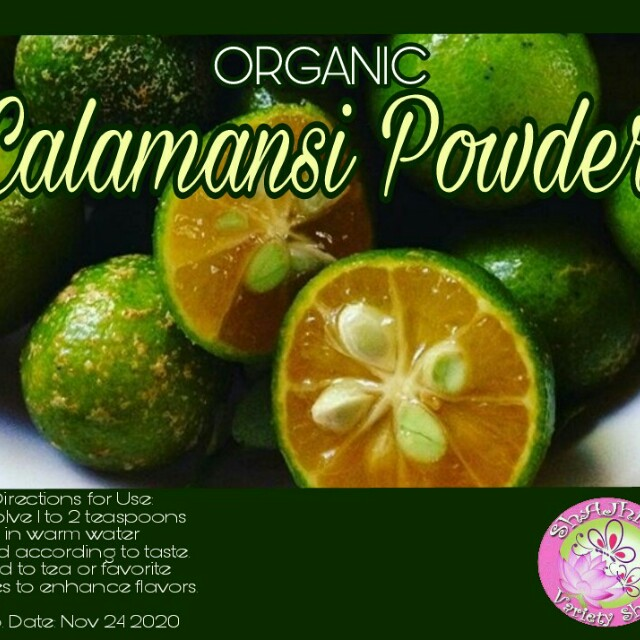 Calamansi Powder