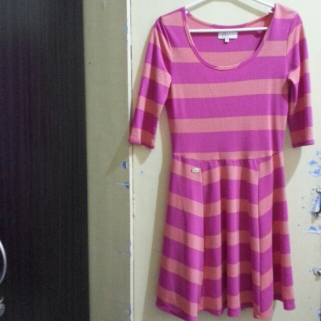 Candies Pink Dress