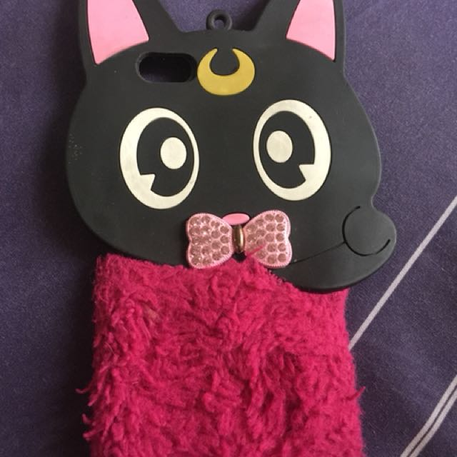 Case iphone 6 sailor meow