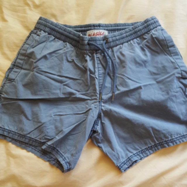 Casual blue shorts size 30