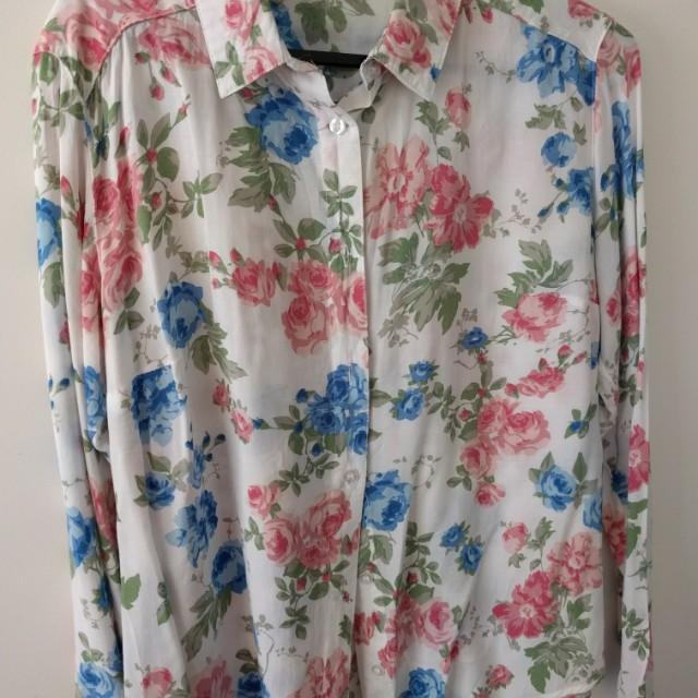 Casual shirt, nice fabric