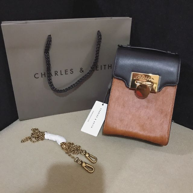 Charles and Keith💯