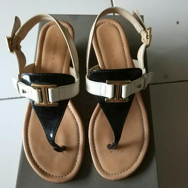 Charles n Keith Shoes wedges