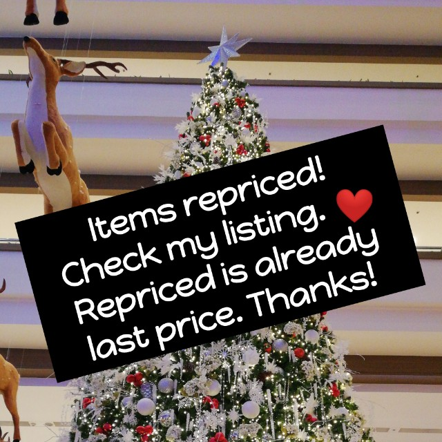Check for last price items