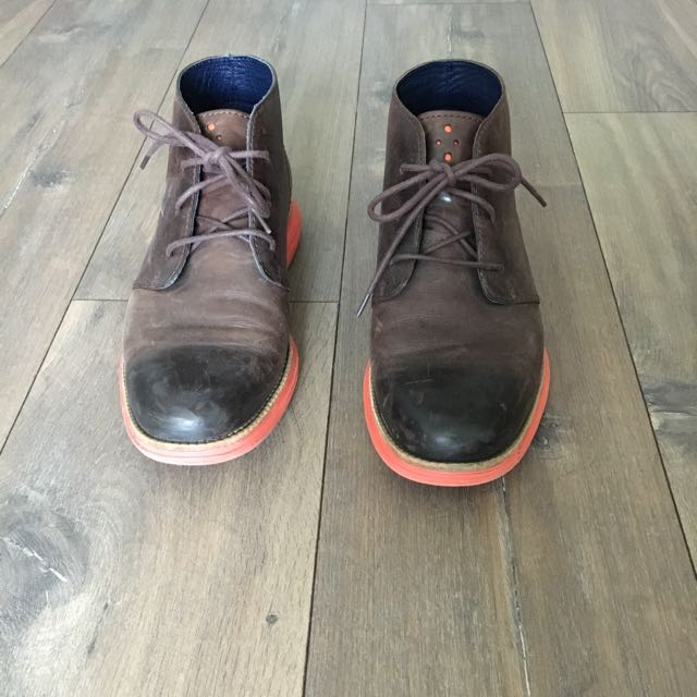 Cole Haan  Lunagrand leather shoe, size 9.5