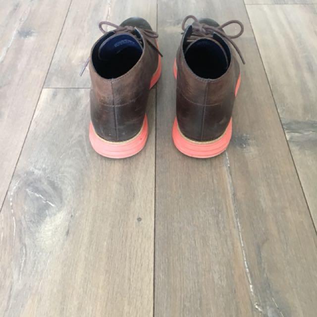 Cole Haan  Lunagrand leather shoe, size 9.5