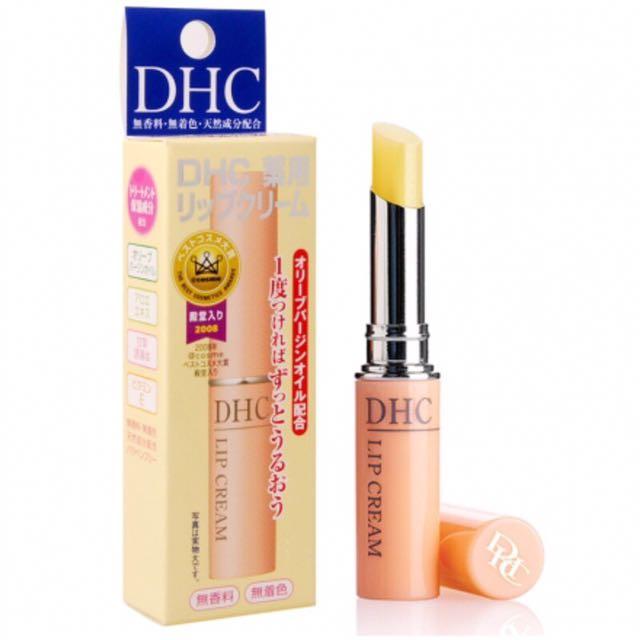 [日本美妝]DHC純欖護唇膏