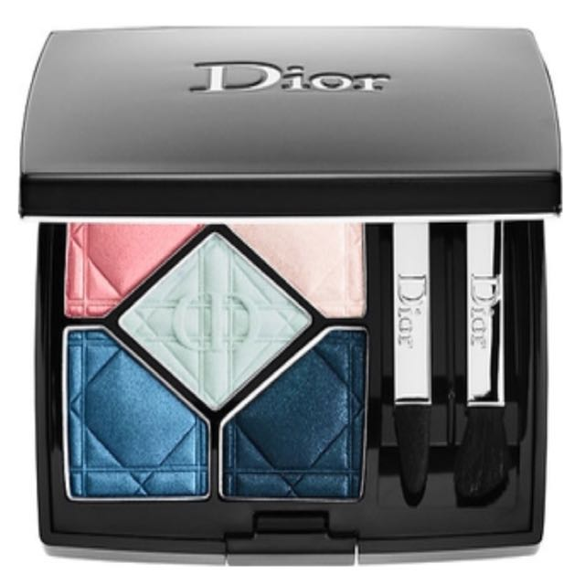 Dior Eyeshadow Palette 5 Couleurs (357 Electrify)