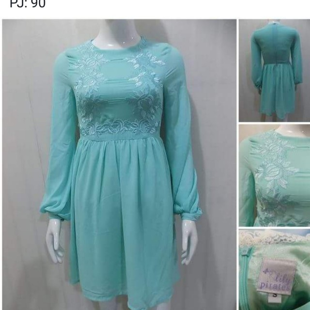 Dress by lily pirates