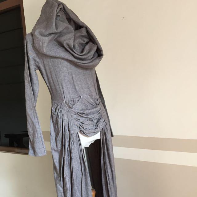 Dress Hoodie Meccanism