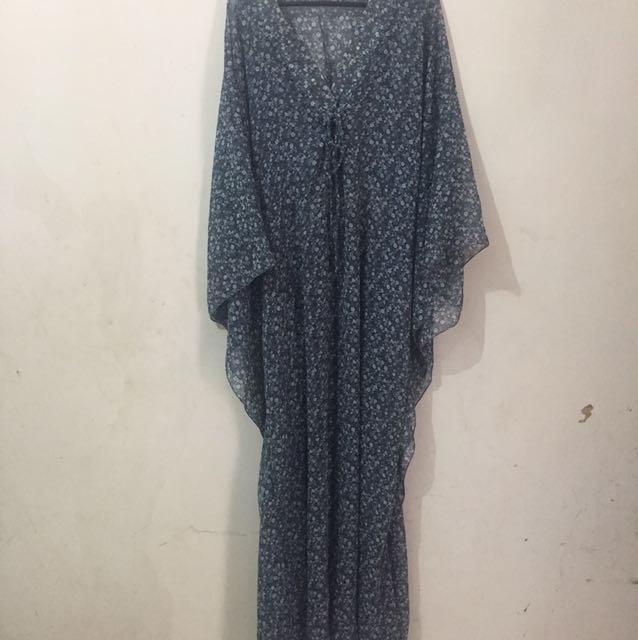 Dress kelelawar
