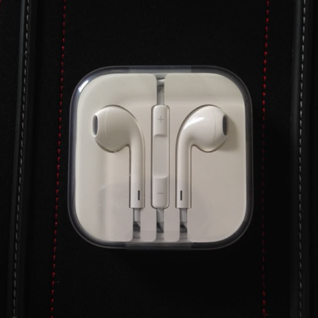 EarPods with Remote & Mic