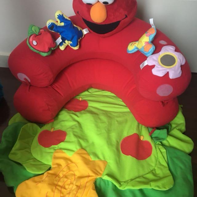 Elmo sit me up
