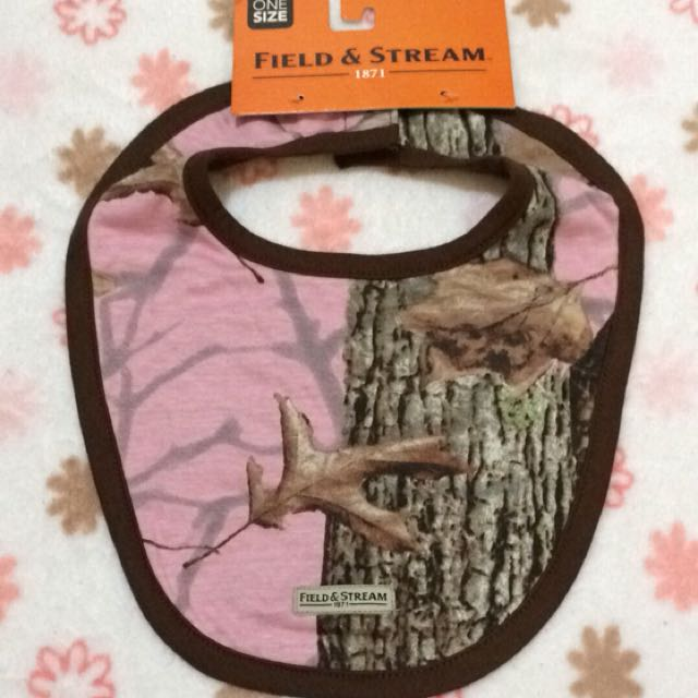 Field and Stream Girl's Bib