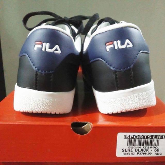 Fila Shoes Brand New