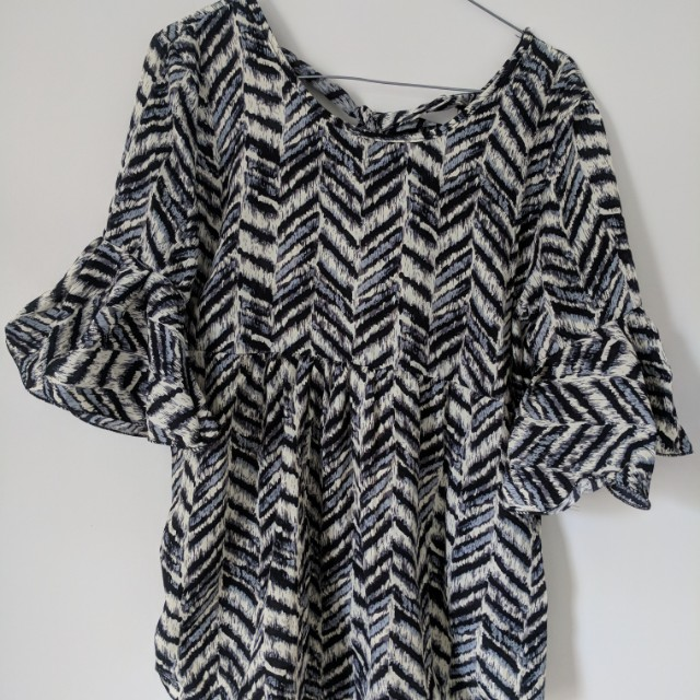Forever New sz 8 top