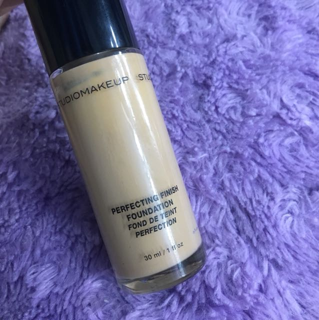 Foundation by studio makeup
