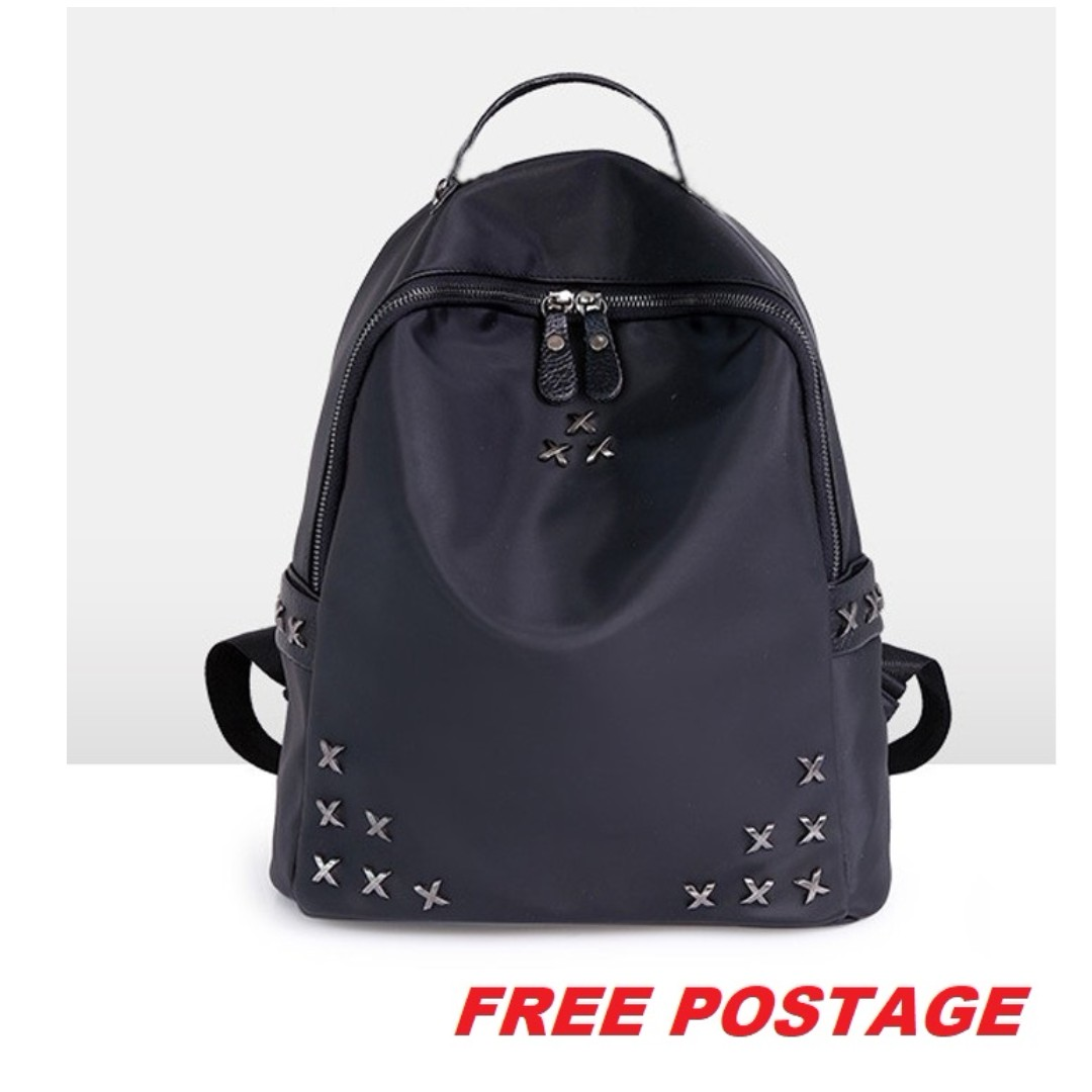 [FREE POS]Travel Backpack College Student Bag Fashion