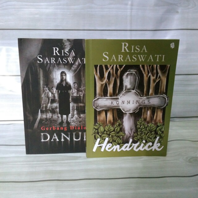 Gerbang Dialog Danur - Hendrick - Risa Saraswati