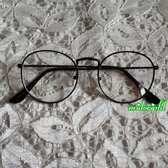 Glasses Round (Normal)