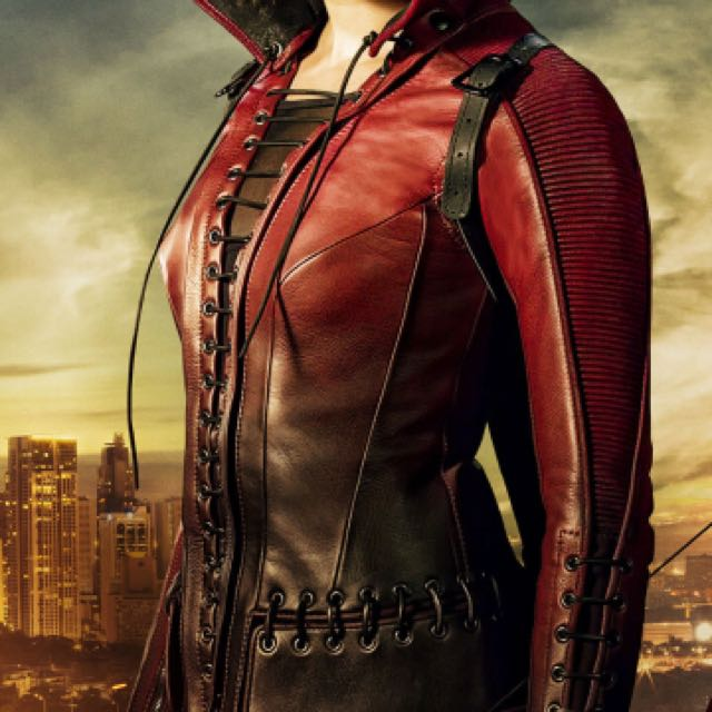 photo photo photo photo & Green Arrow Speedy Thea Queen High Quality Costume Replica Preloved ...