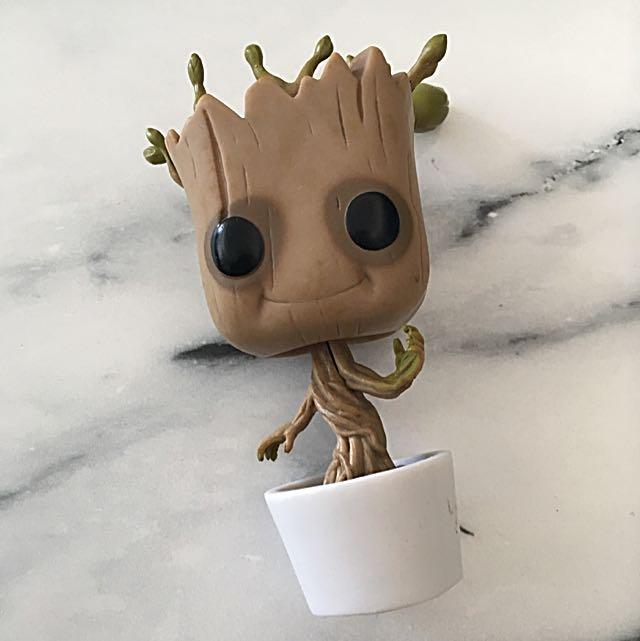 Groot Funko Pop Bobble Head
