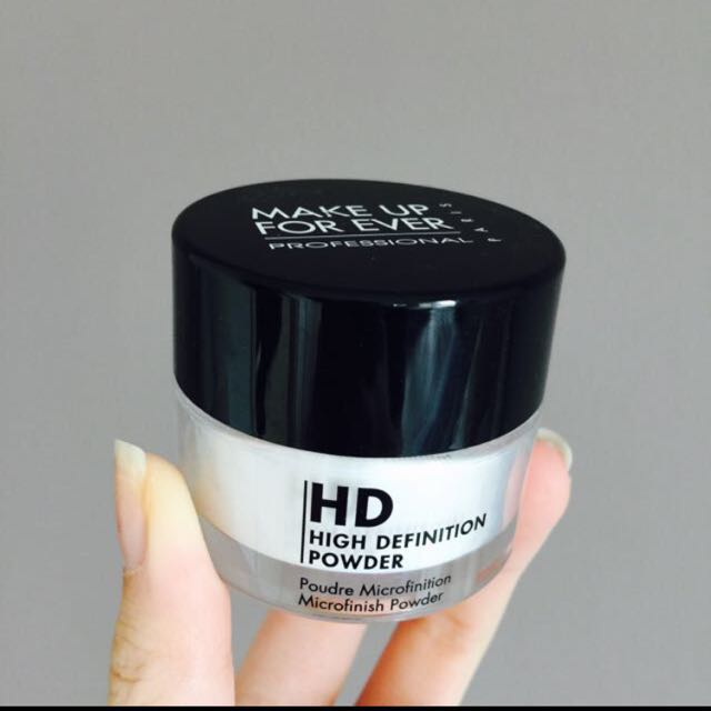 Hd powder Make up forever