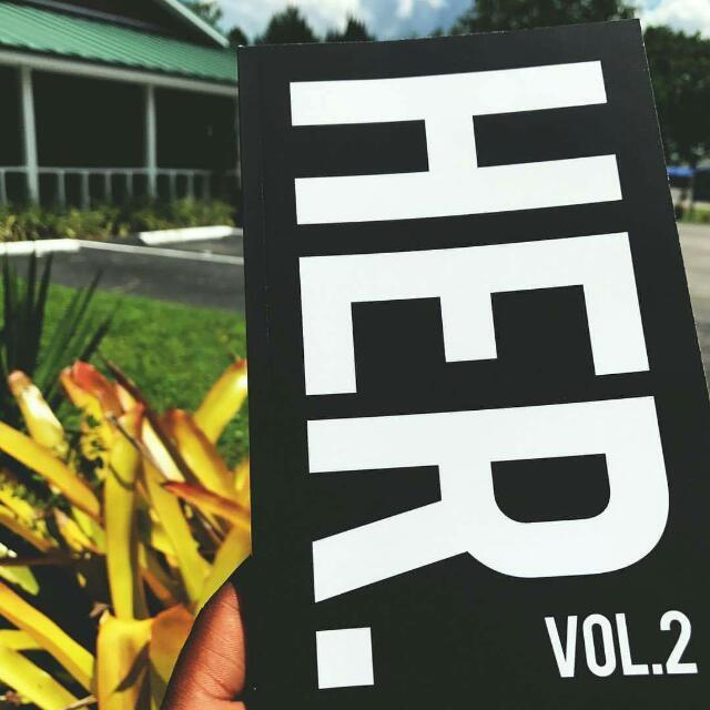 Her Vol. 2  by Pierre Alex Jeanty   ||   PRE-ORDER