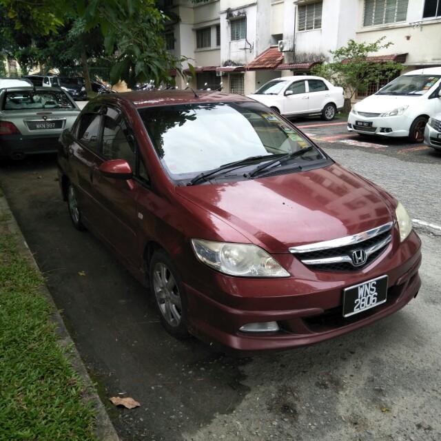 Honda City i-dsi 2006 Facelift Auto
