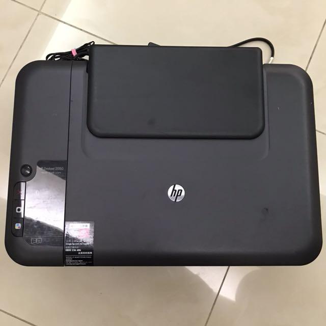 HP列印機