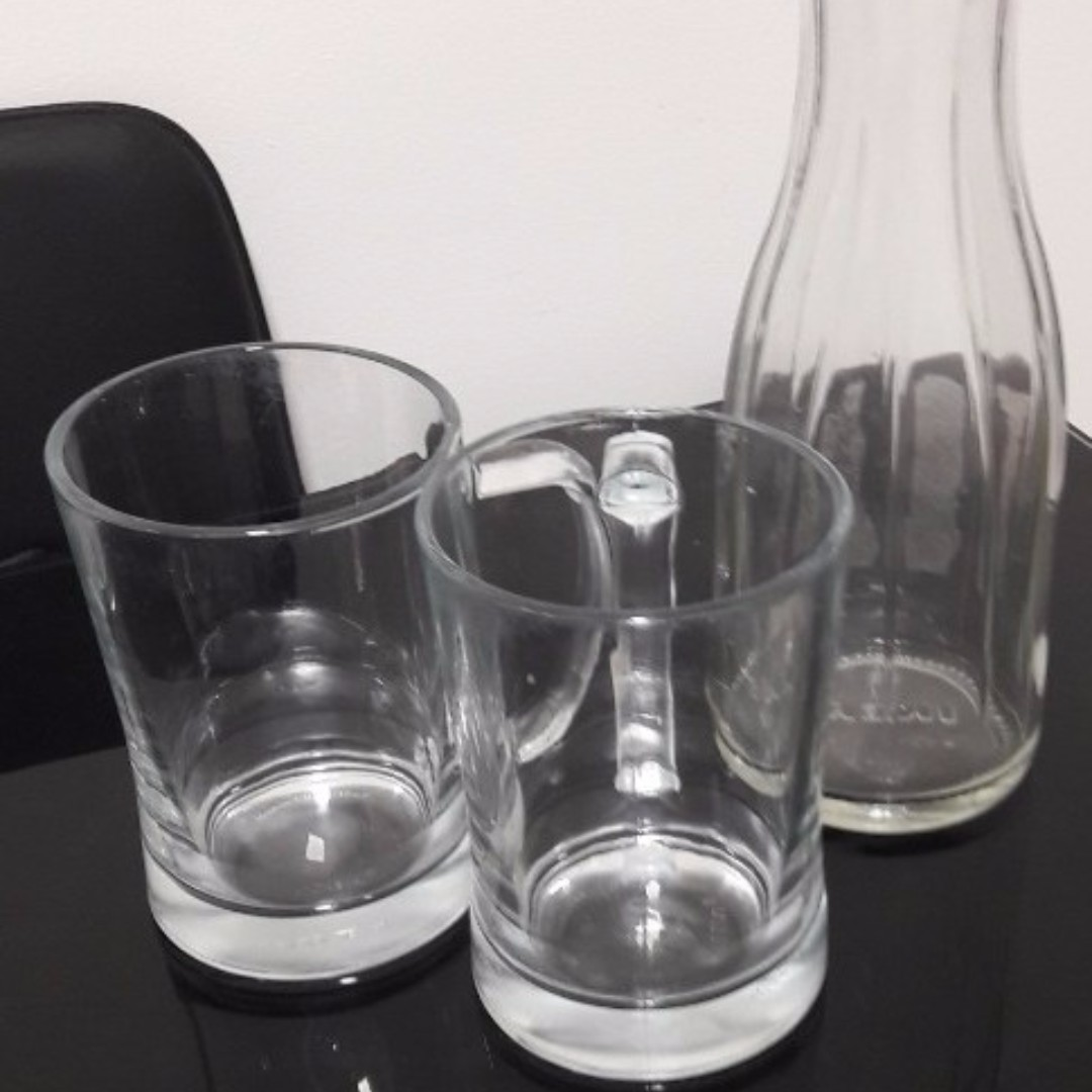 Ikea Beer Mugs Jug 1 Each Home Appliances On Carousell