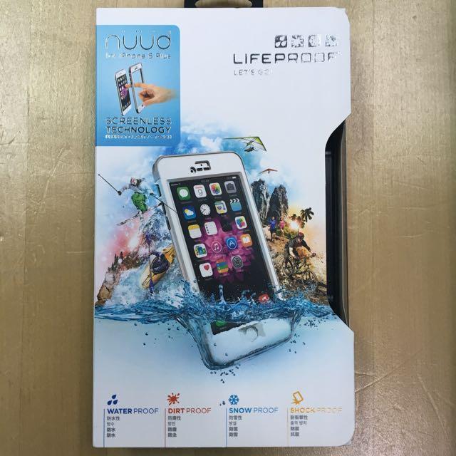 "(iPhone 6+) LifeProof Nuud for iPhone 6 Plus 5.5"""