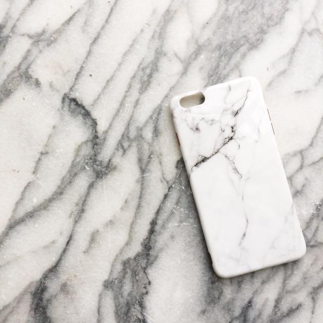 iPhone 6 Plus 大理石手機殼