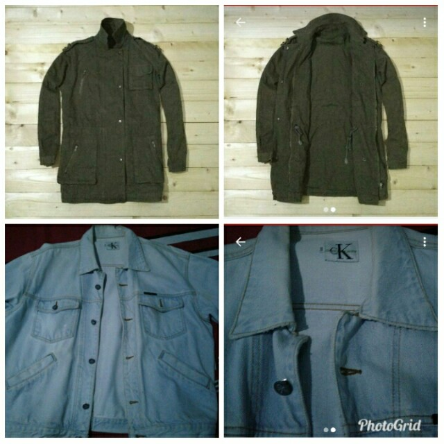 Jacket Levis & Parka Army