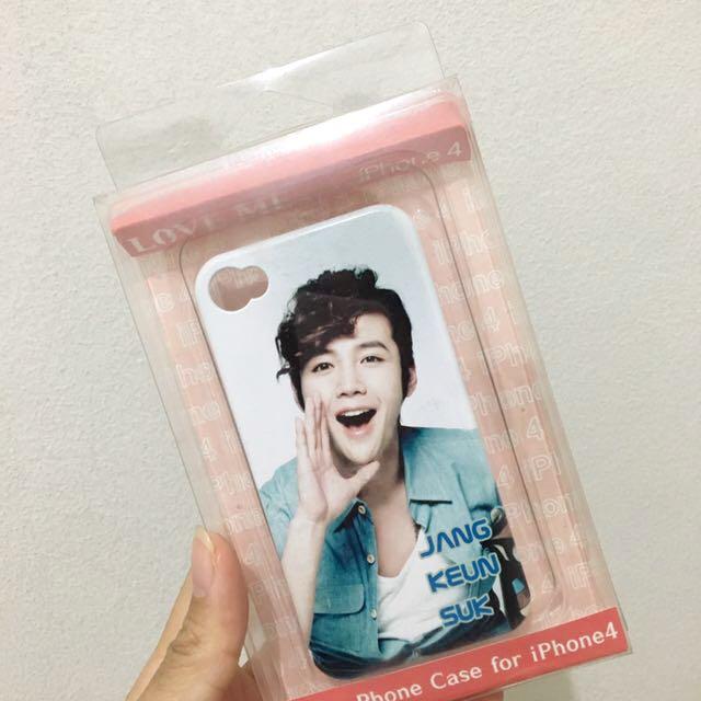 Jang Geun Suk IPhone 4/4S Case