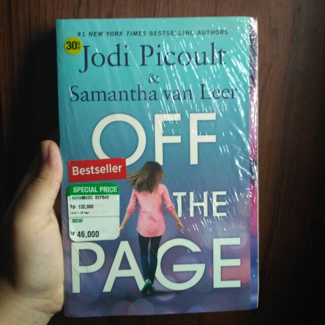 [REPRICE!] Jodi Picoult and Samantha van Leer - Off The Page