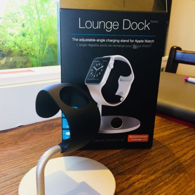 Just Mobile Charging Stand for Apple Watch