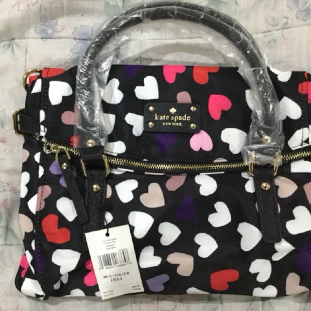Kate Spade Hearts Bag