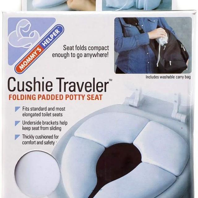 kloset bayi portable bisa dilipat di.bawa di tas