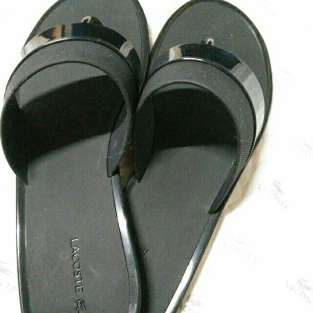 Lacoste sandals