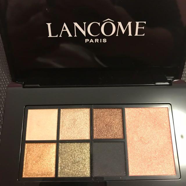 Lancôme Color Design/Blush Subtil Palette