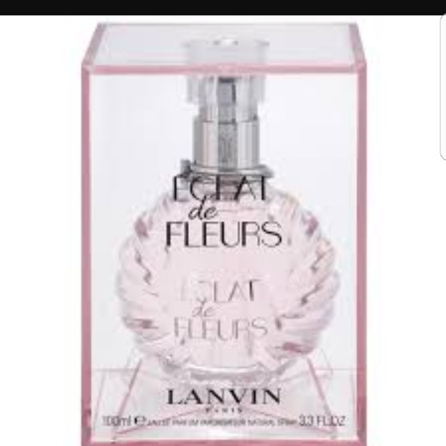 Lanvin Fleurs Eclat Perfume 100ml Tester Set Edp Health Beauty