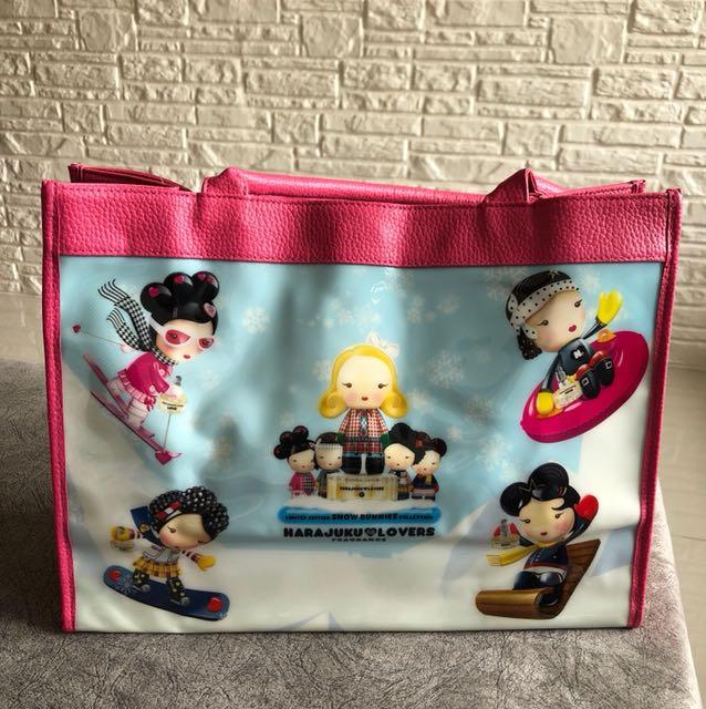 Limited Edition Harajuku Lovers Bag