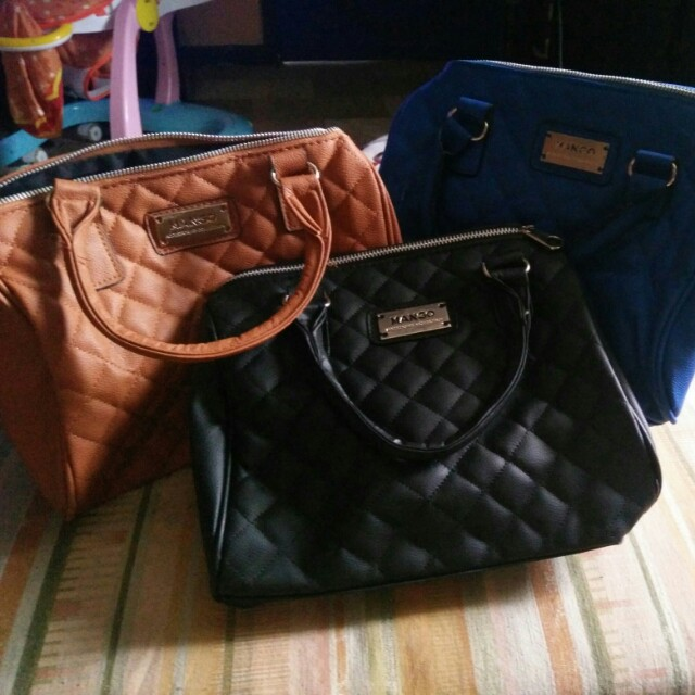 Mango quilted bag