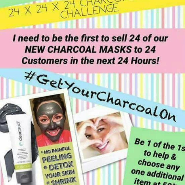 MARY KAY CHARCOAL MASK