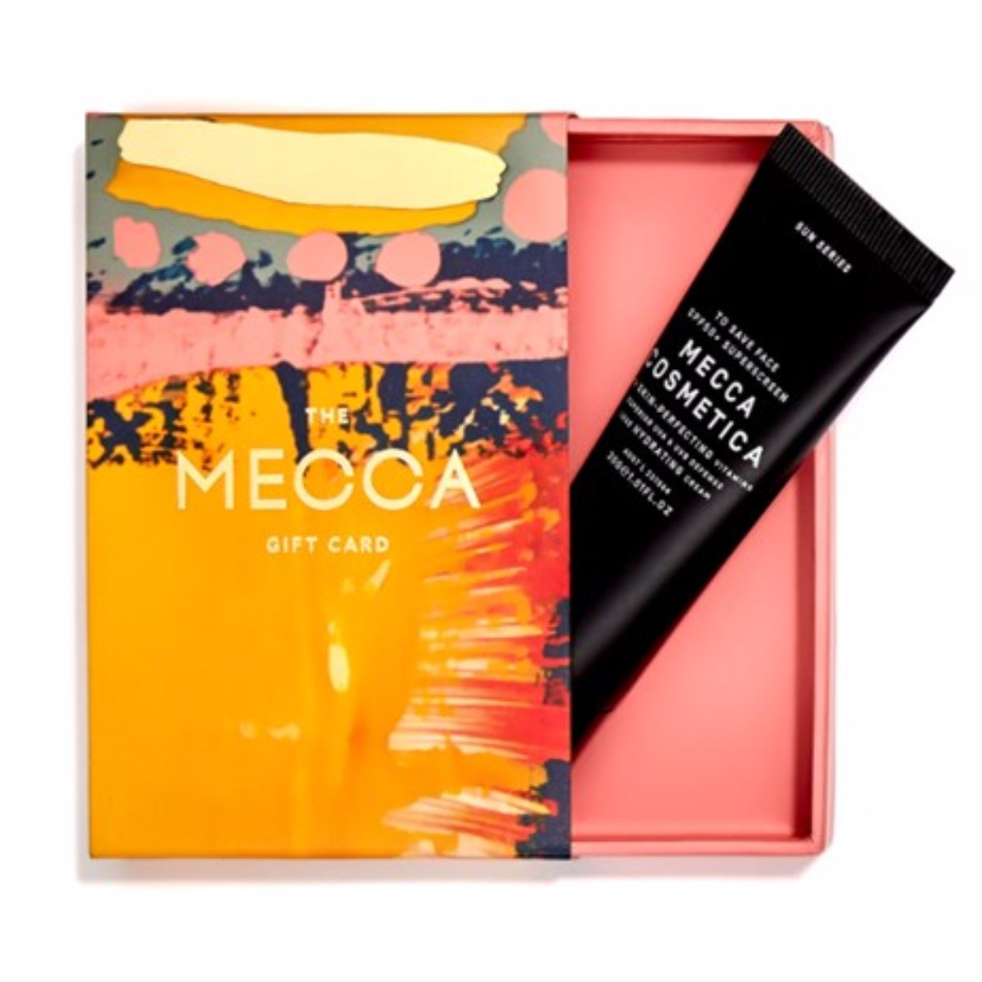 [summer fav] Mecca Cosmetica To Save Face SPF 50+ Super screen 30g