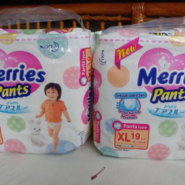 Merries Pants Premium size XL
