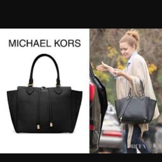 Michael Kors Miranda Large Shoulder Bag